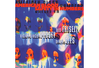 FRISELL/GODSEY/ALES - American Blood Safety In Numb - (CD)