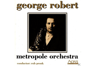 George Robert - & Metropole Orchestra - (CD)
