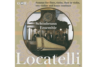 Schönbrunn Ensemble - Flute and Violin Sonatas - (CD)