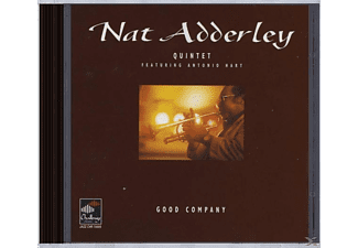 Adderley,Nat Quintet Featuring Hart,Antonio - Good Company - (CD)