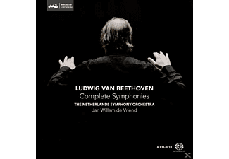 Jan Willem De Vriend, The Netherlands Symphony O - Complete Beethoven Box - (SACD Hybrid)