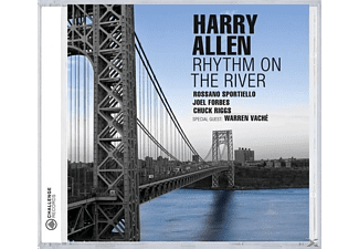 Harry Allen - Rhythm On The River - (CD)