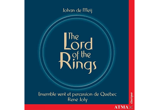 Joly, Ensemble Vent Et Percussion Quebec, Joly/Ensemble Vent Et Percussion Quebec - Herr Der Ringe - (CD)