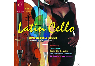 Simon, London Cello Orchestra, Simon/london Cello Orchestra - Latin Cello Sa-CD - (CD)