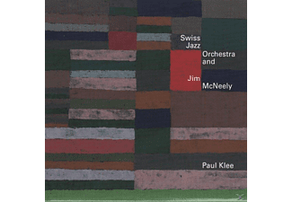 Swiss Jazz Orchestra And Jim Mcneel, Swiss Jazz Orchestra And Jim Mcneely - Paul Klee - (CD)