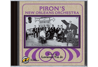 Piron S New Orleans Orchestra, Piron's New Orleans Orchestra - Piron's New Orleans Orchestra - (CD)