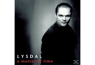 Lysdal - A Matter Of Time - (CD)