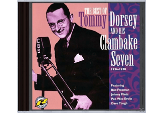 Tommy & His Clambake 7 Dorsey - 1936-1938 - (CD)
