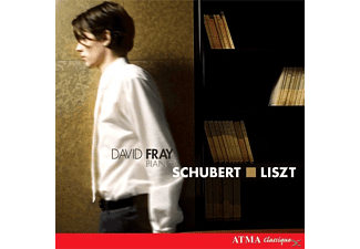 David Fray - Schubert/Liszt Klavierwerke - (CD)