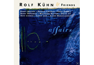 Rolf & Friends Kühn - Affairs - (CD)