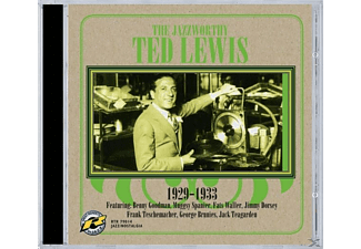 Ted Lewis - Ted Lewis The Jazzworthy - (CD)