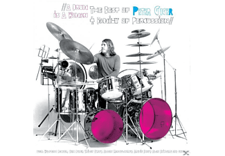 Peter Giger, Peter & Family Of Percussion Giger - A Drum Is A Woman-Best Of... - (CD)