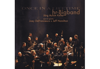 Joey Hr-bigband Feat.defrancesco - Once In A Lifetime - (CD)
