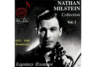New York Philharmonic Orchestra, Nathan Milstein - Milstein Collection Vol.1 - (CD)