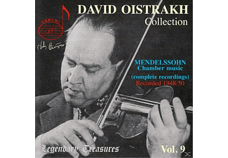 David Oistrakh, Felix Mendelssohn Bartholdy - David Oistrach Collection Vol. 9 - (CD)