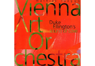 Vienna Art Orchestra, Vienna Art Orchestra 99 - Duke Ellington's Sound Of Love - (CD)
