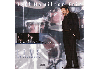 Jeff Hamilton - Hamilton House - (CD)