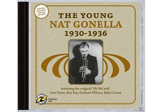 Nat Gonella - The Young Nat Gonella 1930-1936 - (CD)