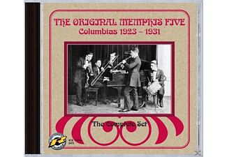Original Memphis Five - Columbias 1923-1931 The Complete Se - (CD)