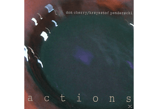 Don / Pender Cherry - Actions - (CD)