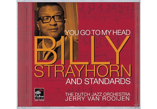 The Dutch Jazz Orchestra - You Go To My Head (Strayhorn) - (CD)