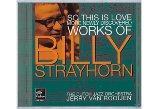 The Dutch Jazz Orchestra - So This Is Love (Strayhorn) - (CD)