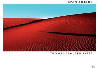Thomas Sxtet Clausen - Spanish Blue - (CD)