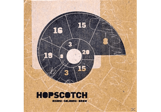 Hopscotch (bigoni-solborg-brow) - Hopscotch - (CD)