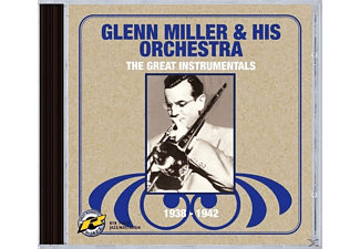 Glenn Miller, Glenn & His Orchestra Miller - The Great Instrumentals 1938-1942 - (CD)