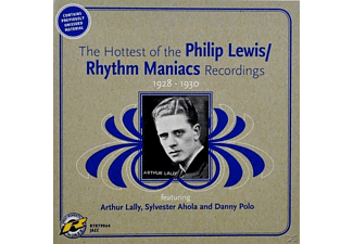 Lewis/Rhythm Maniacs, Philip/rhythm Maniacs Lewis - The Hottest of the Philip Lewis/Rhythm Maniacs Rec - (CD)