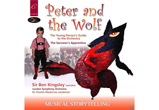Kingsley/lso - Peter And The Wolf/The Young Person's Guide.../.. - (CD)