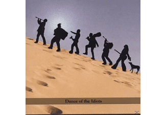 Koby Israelite - Dance Of The Idiots - (CD)