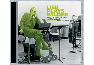LIEBMAN, DAVID FEAT. MARIUS BEETS,, Liebman,David Feat.Marius Beets,Eric Ineke & Ma - Lieb Plays Wilder - (CD)