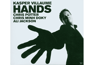 KASPER / CHRIS POTTER E.A Villaume - Hands - (CD)