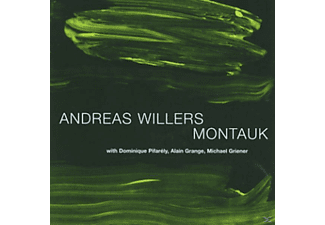 Andreas Willers - Montauk - (CD)