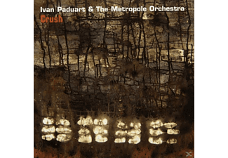 Ivan/metropole Orchestra/malach/cla Paduart - Crush-Live In Brussels 2008 - (CD)