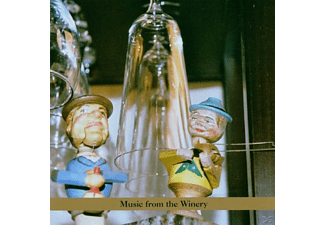 David & Guests Krakauer - Music From The Winery - (CD)