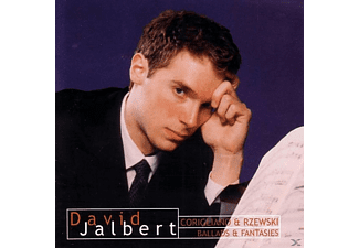 Jalbert, David Jalbert - Ballads & Fantasies - (CD)