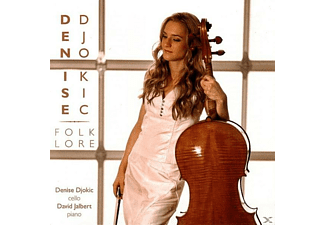 DJOKIC,DENISE & WILLIAMS,VAUGHAN, Denise Djokic - Folklore - (CD)