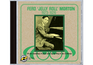 Ferd  Jelly Roll Morton - Ferd 'Jelly Roll' Morton - (CD)