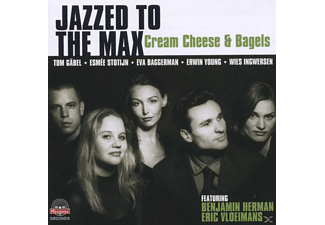 VARIOUS, Tom Jazzed To The Max Ft.gäbel - Cream Cheese & Bagels - (CD)