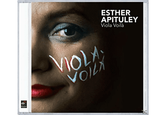 Esther Apituley - VIOLA VOILA - (CD)