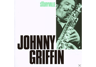 Johnny Griffin - Masters Of Jazz - (CD)