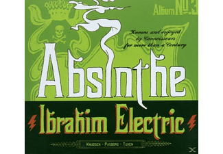 Ibrahim Electric - Absinthe - (CD)