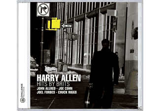 Harry Allen - Hits By Brits - (CD)