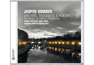 Jasper Somsen - Dreams,Thoughts & Poetry - (CD)