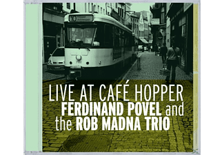 Ferdinand And The Rob Madna Trio Povel - Live At Cafe Hopper - (CD)