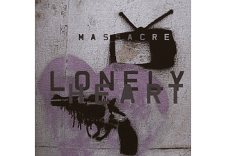 Massacre - Lonely Heart - (CD)