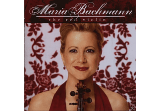 Maria Bachmann - The Red Violin - (CD)