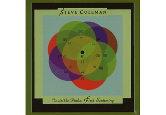 Steve Coleman - Invisible Paths: First Scattering - (CD)